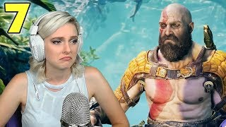 Emotional Nugget- God of War Blind Story Playthrough Gameplay