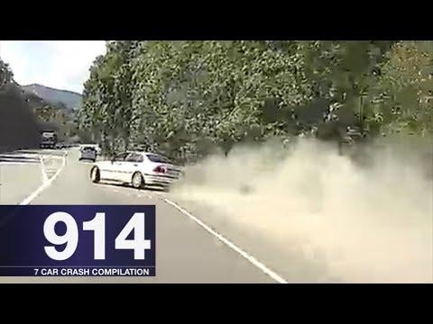 Car Crash Compilation 914 - September 2017