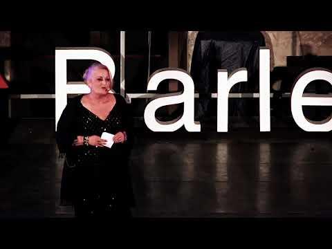Come ho trovato la mia fonte di vita. Storia di una mamma | Elisabetta Cipollone | TEDxBarletta