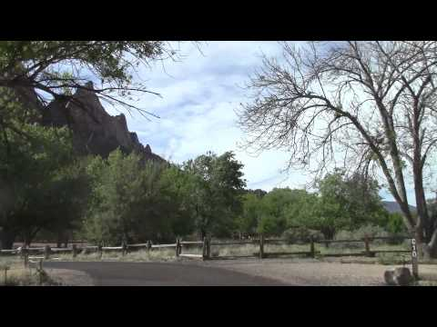 Zion National Park, Utah - Watchman Campground