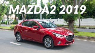 Trải nghiệm Mazda2 nâng cấp 2019: có GVC, lựa chọn nội thất màu trắng, cách âm tốt hơn