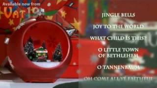 Musical Sparkling Christmas Ornament