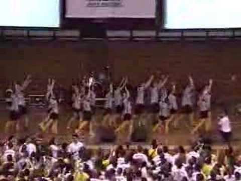 2002 PSU THON Line Dance