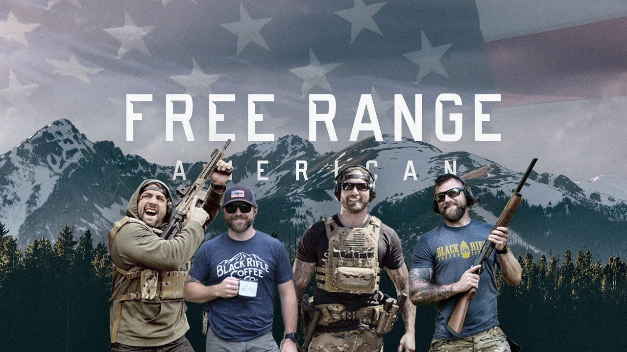 Free Range American Podcast Channel Trailer