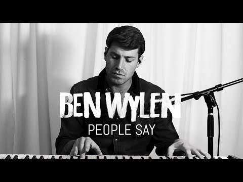 Ben Wylen - People Say (Living Room Sessions)
