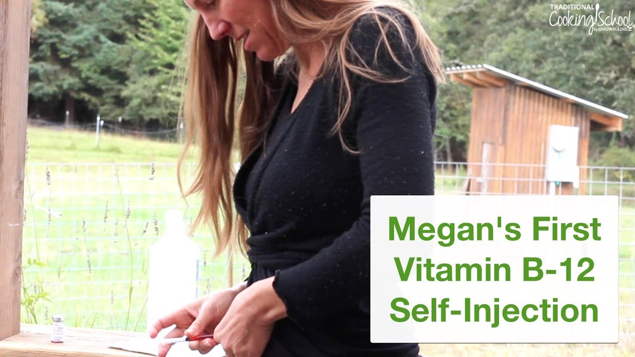How To Give Yourself Vitamin B12 Shots (with video!)