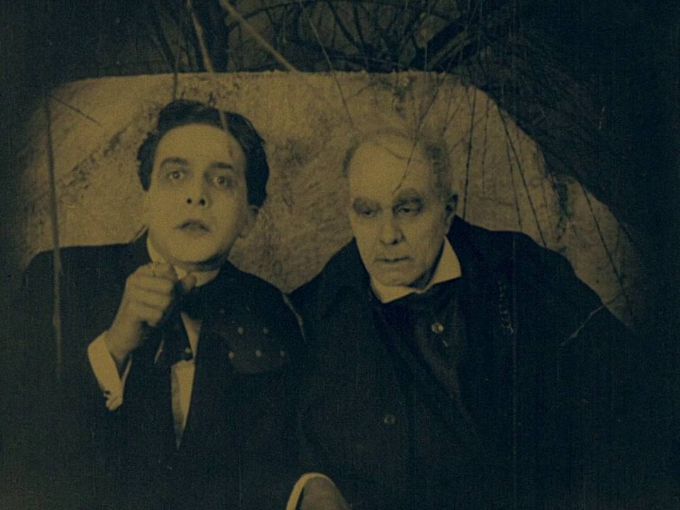 expressions in horror dr caligari and Dr caligari is a 1989 avant-garde horror erotic film co-written and directed by stephen sayadian and starring madeleine reynal, laura albert, gene zerna, david parry, fox harris and jennifer balgobin.