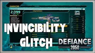 Defiance 2050 - God Mode Glitch ( No damage taken)