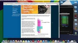 Seagate 8TB Drobo Fail - why SMR drives aren't a good choice for NAS use