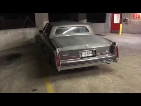 Driving into some parking garages in Roanoke (live stream replay)