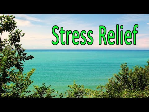Relax your mind with Ocean - Beautiful  for sleeping stress relief meditation
