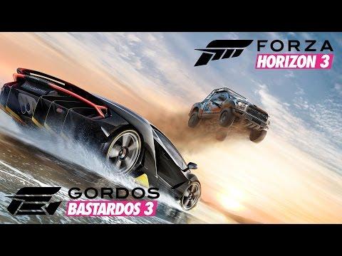 Reseña Forza Horizon 3 | 3 Gordos Bastardos