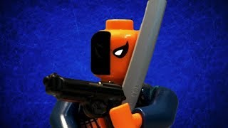 Lego Deathstroke