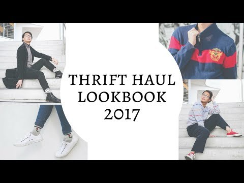 Thrift Haul Lookbook 2017 | Of Fashion Muse x Isabelle Yong