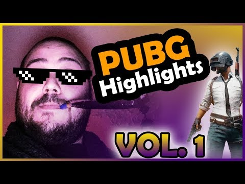 ManiacMEC Pubg Highlights Vol. 1