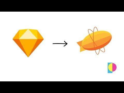 Zeplin Demo: Exporting from Sketch to Zeplin (Video)