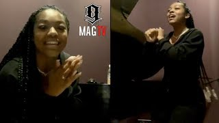 R. Kelly's Ex Azriel Clary Shows Off Her Vocal Skills!