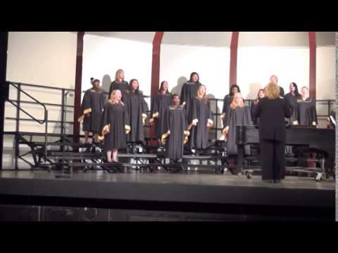 Choir Fall Concert 2014