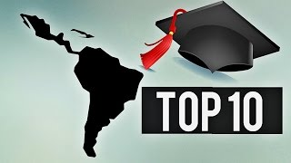 Las 10 mejores universidades de Latinoamerica