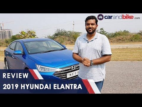 2019 Hyundai Elantra Facelift Review