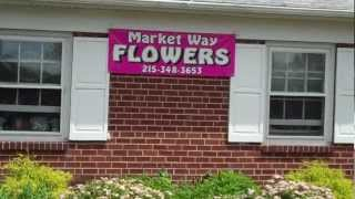MARKET WAY Florist, Doylestown PA