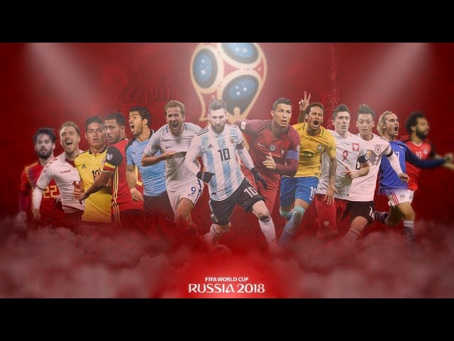 Everything of 2018 FIFA World Cup