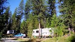 Little Diamond RV Resort and Campground near Spokane Washington