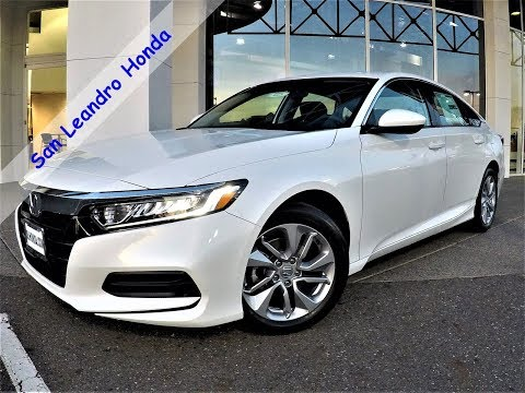 2019 Honda Accord EX-L 1.5T Sale Price Lease Bay Area Oakland Alameda Hayward Fremont San Leandro CA