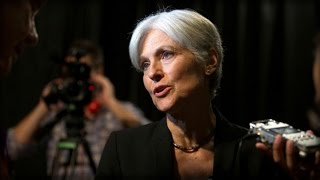 BREAKING: SHE DID IT AGAIN! STEIN UPS REQUEST FOR RECOUNT MONEY