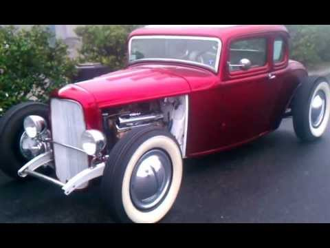 Ford 5 window coupe 1932 for sale youtube for 1932 ford five window coupe for sale