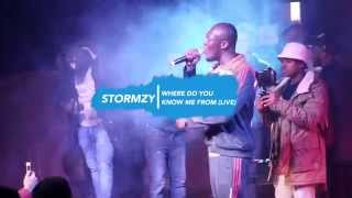Stormzy - Where Do You Know Me From? (Live @ Wiley