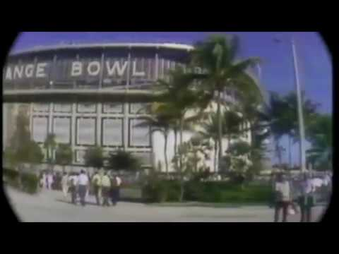 Miami Dolphins Fight Song - White Hanky