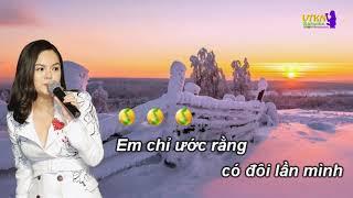 tat ca se thay em - Pham Quynh Anh, le tuan karaoke
