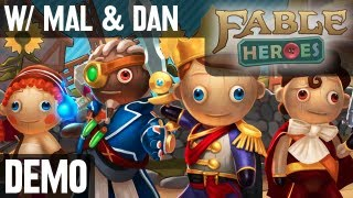 Fable Heroes - Demo Fridays