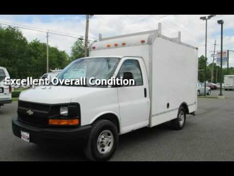 2004 Chevrolet Express 3500 Box Truck 10 For Sale In East Windsor