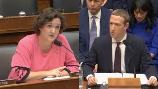 Zuckerberg declines Rep. Katie Porter's challenge to work as a content monitor