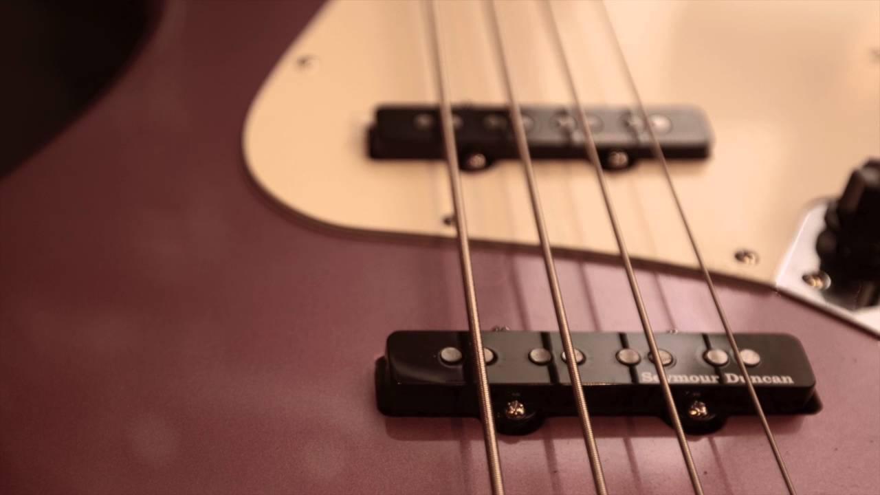 Seymour Duncan - Hot Jazz Bass Pickups