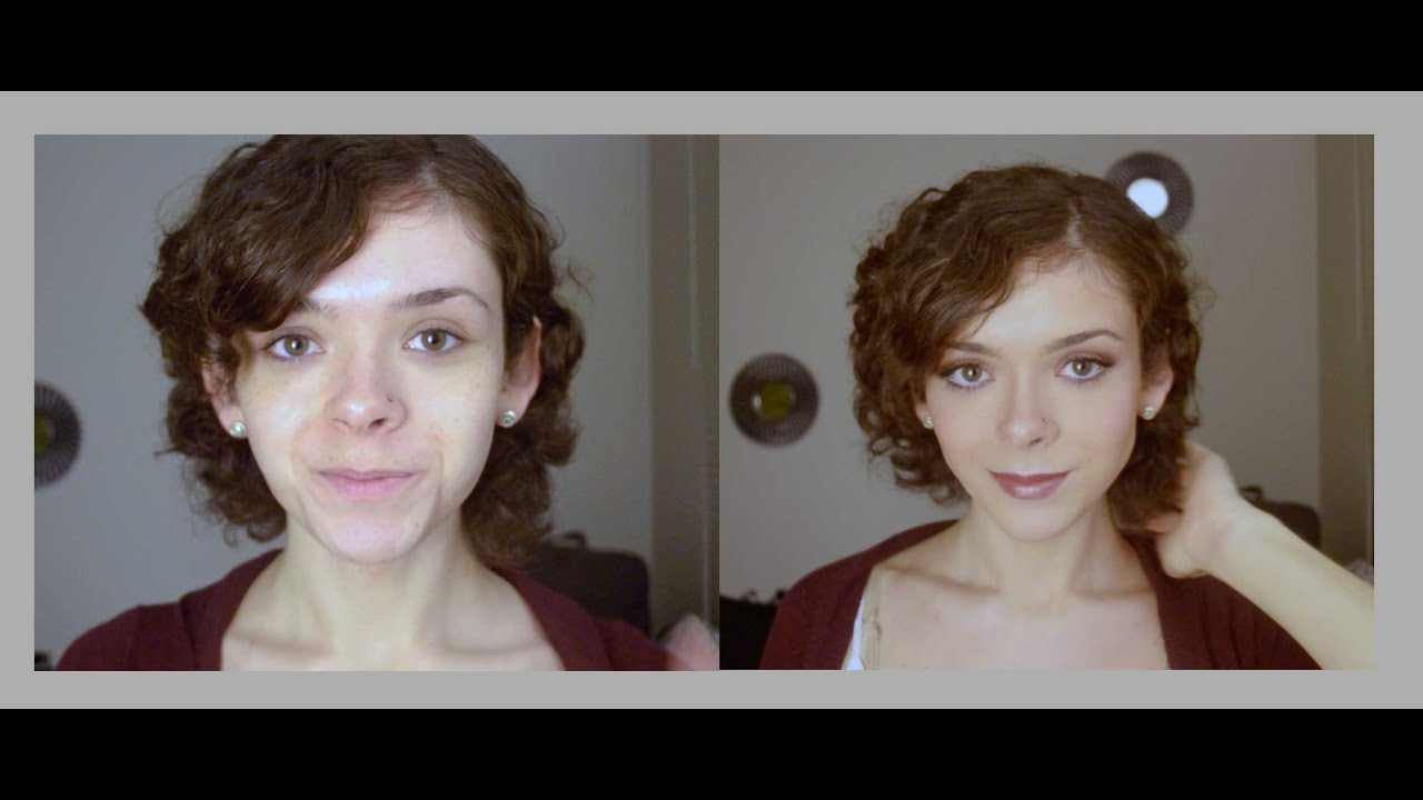 Feminizing Fall Makeup for MTF | SamanthaLux
