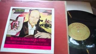Pablo Casals-Davorak Concerto for Cello in B Minor, Op.104