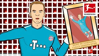 Manuel Neuer - Mr. Clean Sheet Song - Powered by 442oons