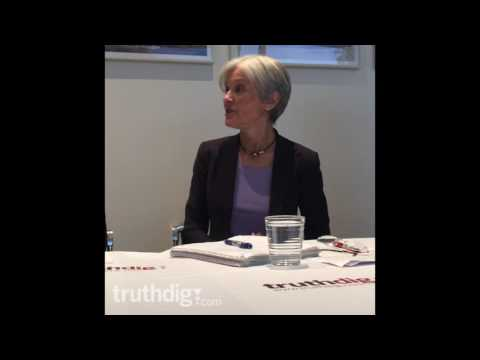 Jill Stein Responds to Being Called a
