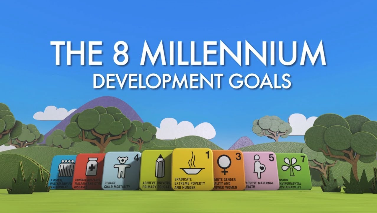 the millenium goals In 2000, 189 nations made a promise to free people from extreme poverty and multiple deprivations this pledge became the eight millennium development goals to be achieved by 2015 in september 2010, the world recommitted itself to accelerate progress towards these goals undp supports a range of.