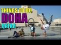 Things to do Doha Qatar