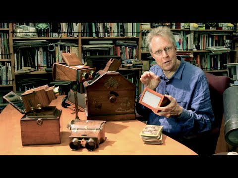 The Peep Show - Professor Huhtamo's Cabinet of Media Archaeology