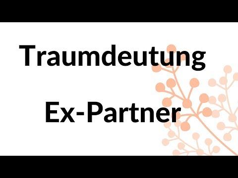 Traumdeutung Ex Freund oder Ex Freundin