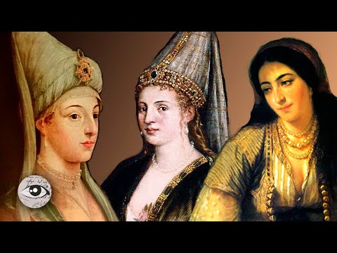 5 влиятельных женщин Османской Империи. Женский султанат
