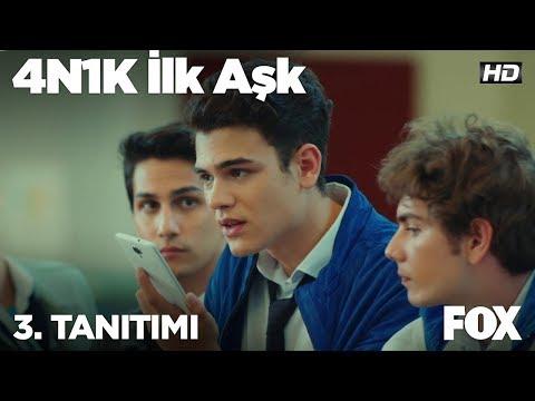 4N1K İlk Aşk  bu akşam FOX'ta!