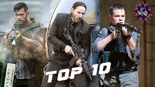 10 Лучших Стрелков Голливуда