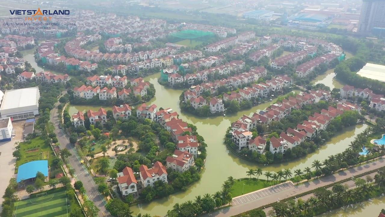 Chiêm ngưỡng dự án bất động sản TỐT NHẤT THẾ GIỚI tại Hà Nội – Vinhomes Riverside