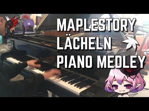 MapleStory - Lächeln Piano Medley [메이플스토리 피아노]